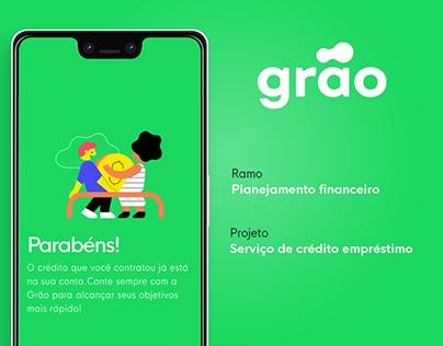 UX/UI - Grão