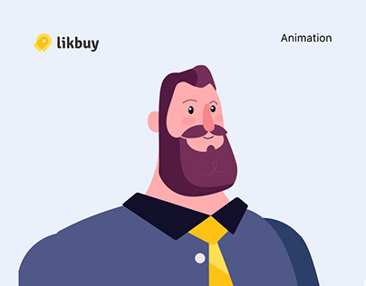 Animation video for likbuy