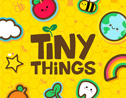 Tiny Things Social Media Branding
