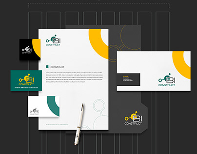 Bi Construct Branding