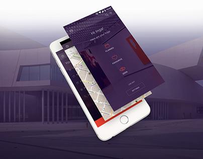 TRIPart – mobile application