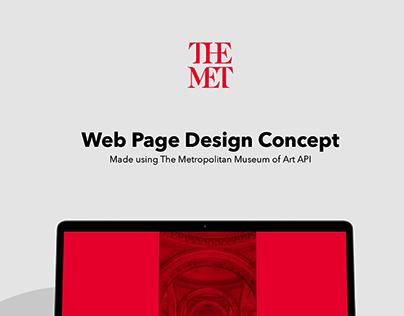 MET - Web Design