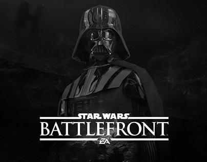 Star Wars Battlefront - Darth Vader Wallpaper