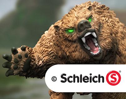 Schleich Toys - Cave Bear