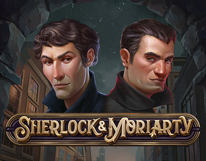Sherlock&Moriarty