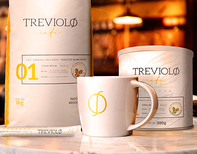 Treviolo - Brand Strategy, Packing and Identity