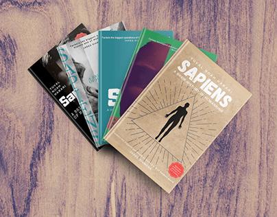 Sapiens-Cover mock-ups