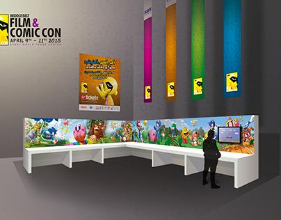 Middle East Film & Comic Con Dubai 2015