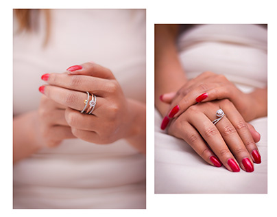 Product- Ring Shoot