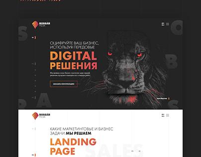 Bossar Media - OLD Website