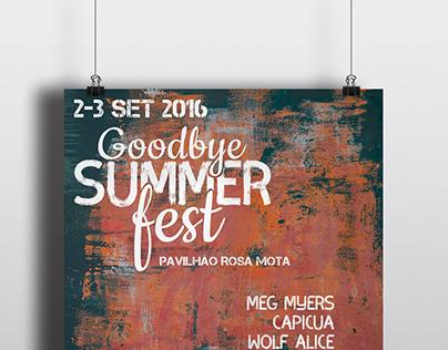 Goodbye Summer Fest | Music Festival