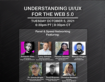 NSBE - Understanding UI/UX For The Web 5.0