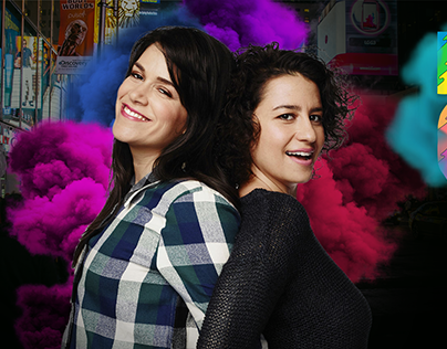 TV Posters: Broad City