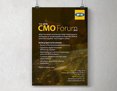 MTN CMO forum invite