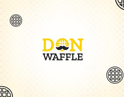 LOGO: Don Waffle