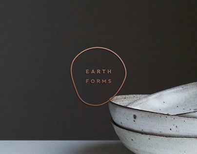 Earth Forms | Brand Identity Development