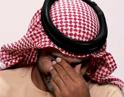 How do Arab men react to a finger up the ***?