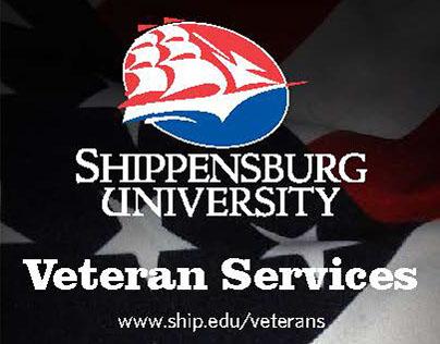 Shippensburg University Veterans Services Brochure