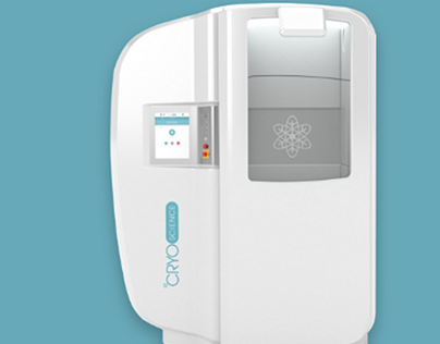 Commercial Cryo machine for providing Cryotherapy