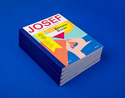 Josef Travel Book