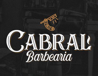 Cabral Barbearia - Branding