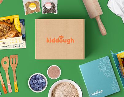 Kiddough Branding