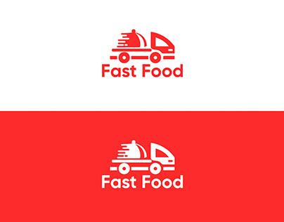 Fast Food Delivery Logo Design
