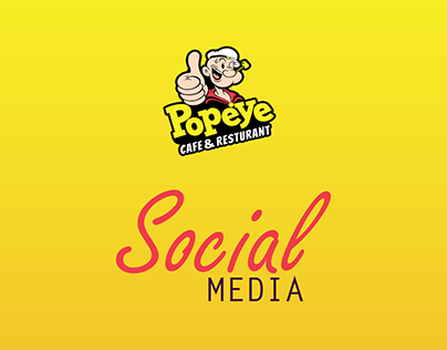 Social Media Popeye Cafe And Restaurant