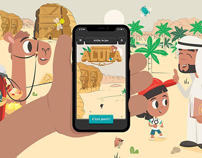 AlUla - Mobile Game