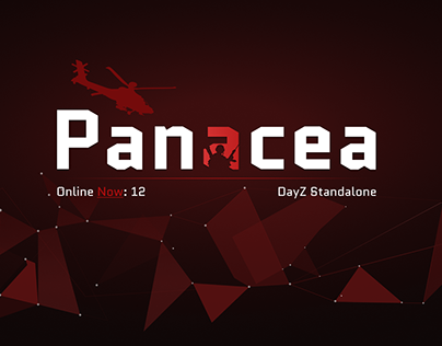 Дизайн для Panacea Dayz Standalone