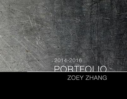 Portfolio_Industrial Design_Zoey Zhang_2014-2016