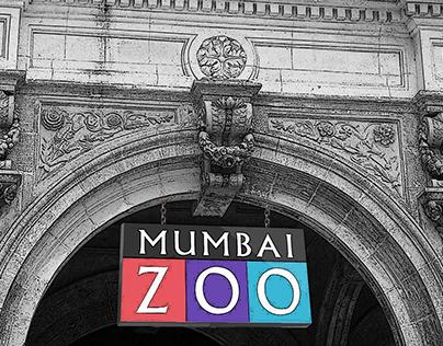 Mumbai Zoo: Wayfinding