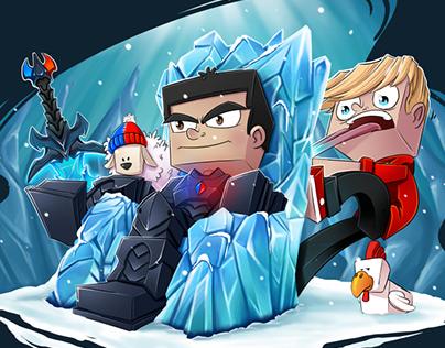 Frozen Abyss Teaser Art