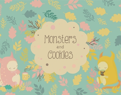 Monsters and cookies