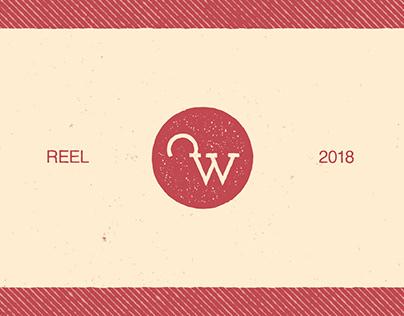 Carl Whitbread - Reel 2018