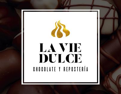 La Vie Dulce Branding