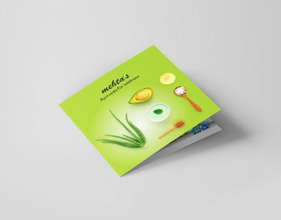 Mehta's Brochure