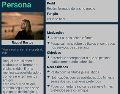 Persona - Movies & TV shows recommendation App