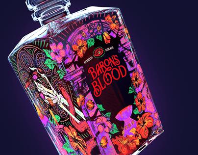 Baron's Blood Krelen Rum