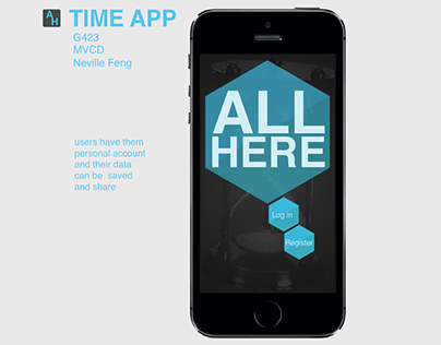 "App ""All Here"""