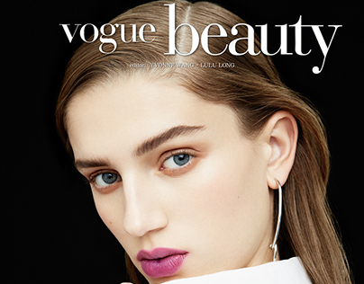 STATEMENT LIPS for Vogue Taiwan