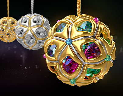 Learn How to create Jewelry by Cinema 4D