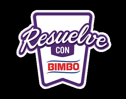 Resuelve con Bimbo