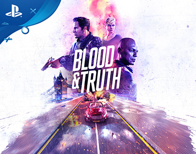 """Blood & Truth - TVC 30"""""""