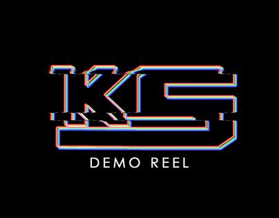 Kevin Solis   Demo Reel 2017