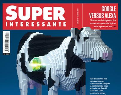 A Vaca Transgênica