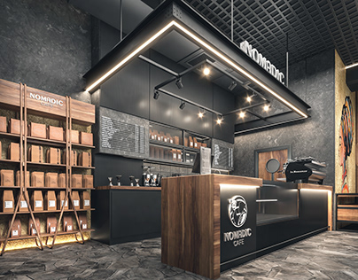 NOMADIC - CAFE