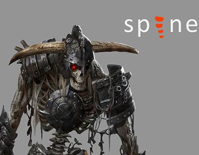 skeleton animation (2021)