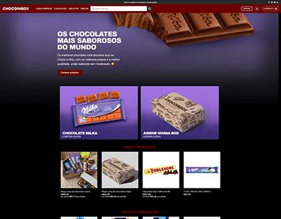 Site Choco in Box