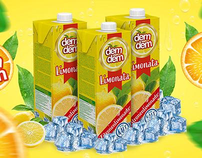 Demdem Limonata